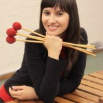 Larisa Sceadei - Percussion